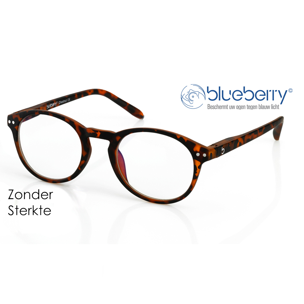 Blueberry Model M – Tortoise – Zonder sterkte