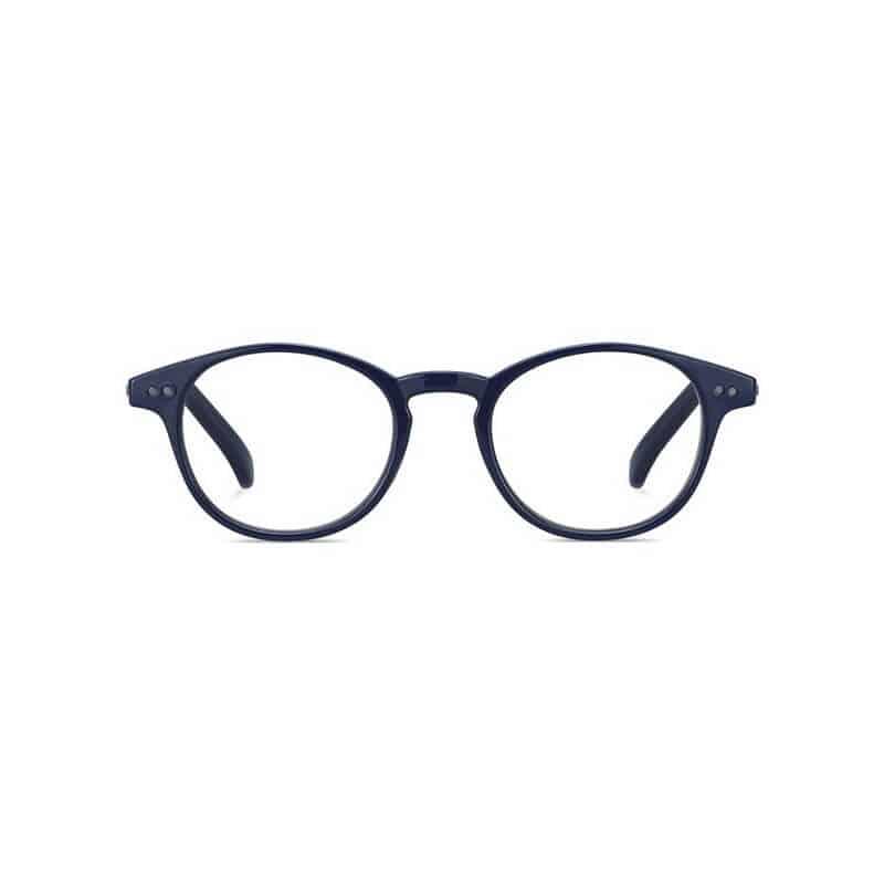PLD0008.R.X03 Polaroid Leesbril Rond – Blauw