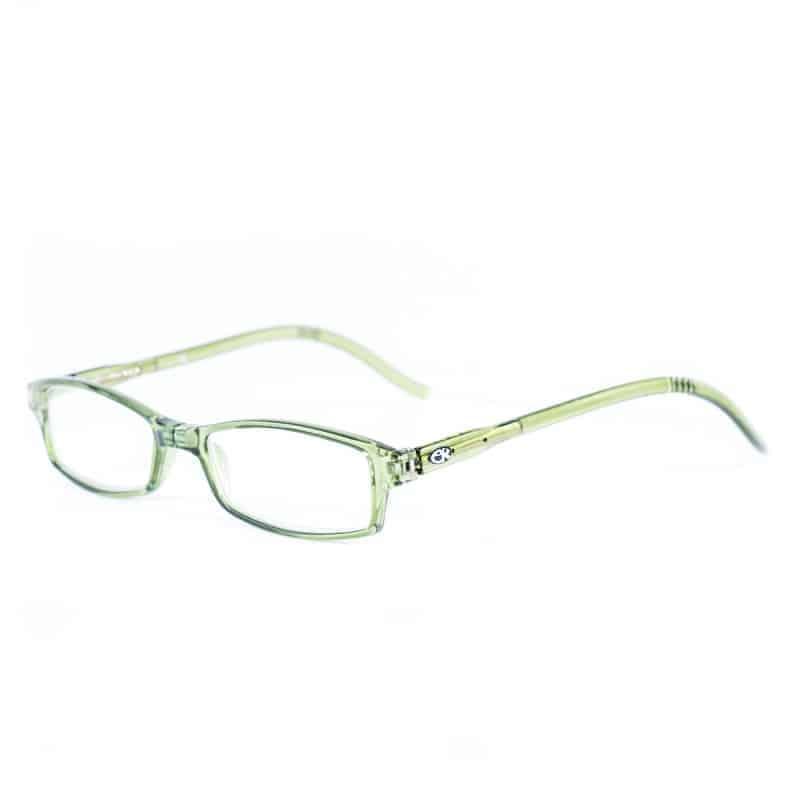 Easy Reader Clic magneetbril Groen