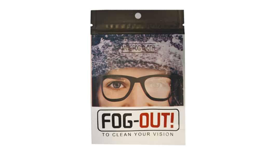 POS503 Anti Fog Cloth