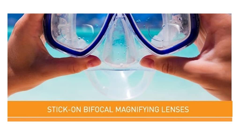DiveOptx duikbril leeslenzen