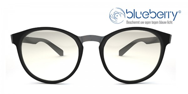 Blueberry OZY Model M Multifocale Beeldschermbril Zwart_image_2