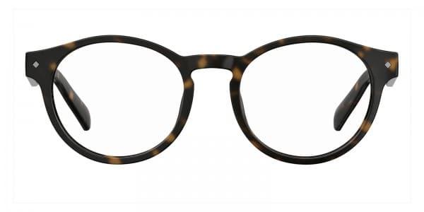 PLD0021/R.086 Polaroid Leesbril Rond Havana_image_1